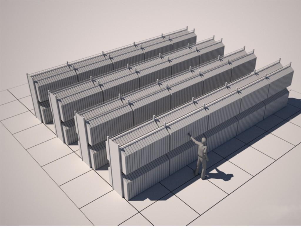 Racking Shelving Mezzanine Warehouse Retail Storage